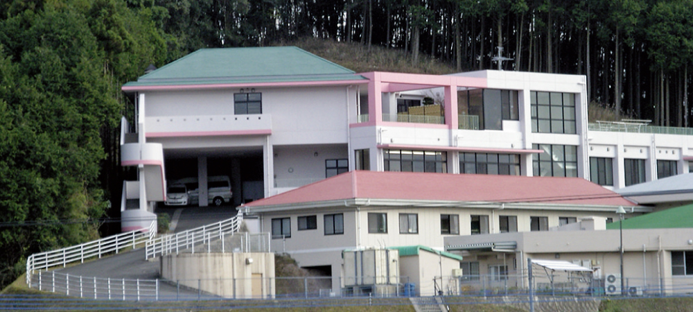 生活支援ハウス 丘の家 外観メージ