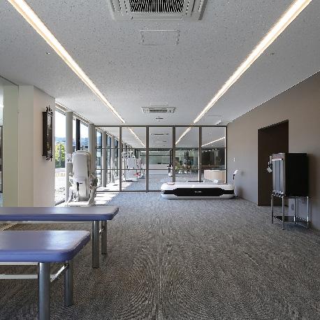 クリニック リハビリ室